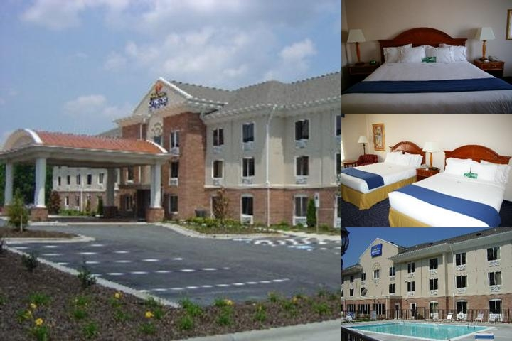Holiday Inn Express High Point Hotel photo collage
