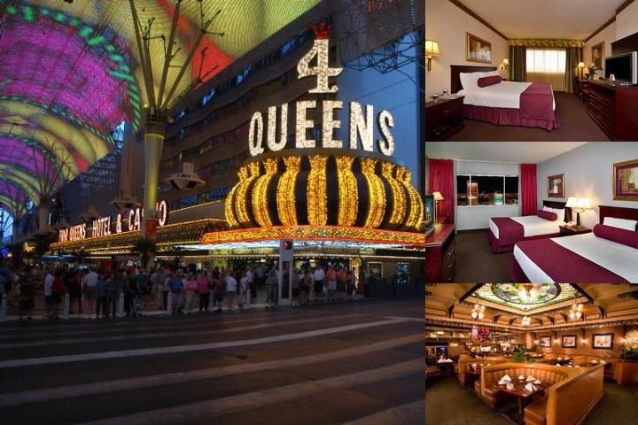 Four Queens Hotel & Casino photo collage