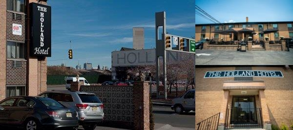 The Holland Hotel photo collage