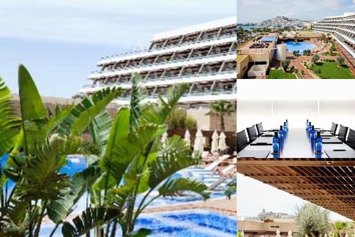 Ibiza Gran Hotel photo collage