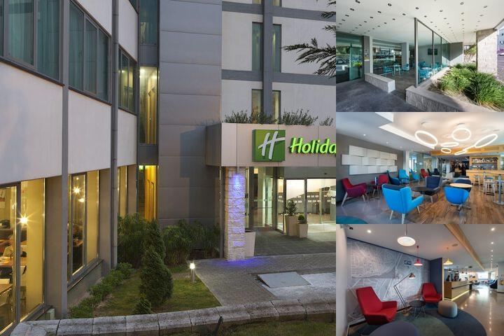 Holiday Inn Express Lisbon Airport photo collage