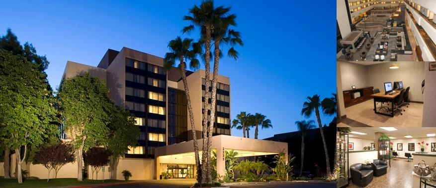 Doubletree by Hilton Fresno Convention Center photo collage