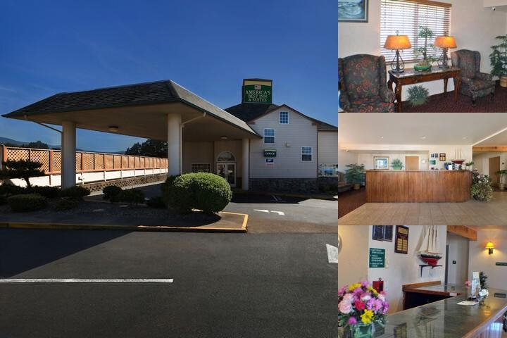 Americas Best Inn Lincoln City photo collage