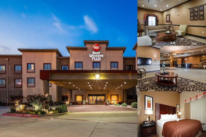 Best Western Plus Texoma Hotel & Suites photo collage