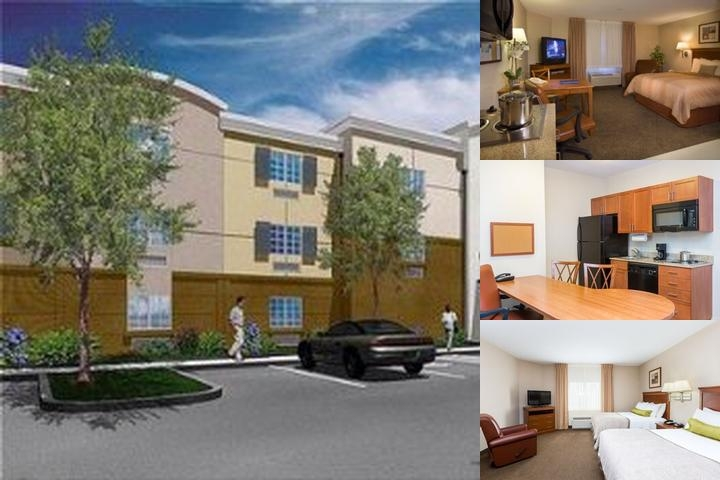 Candlewood Suites Apex / Raleigh photo collage