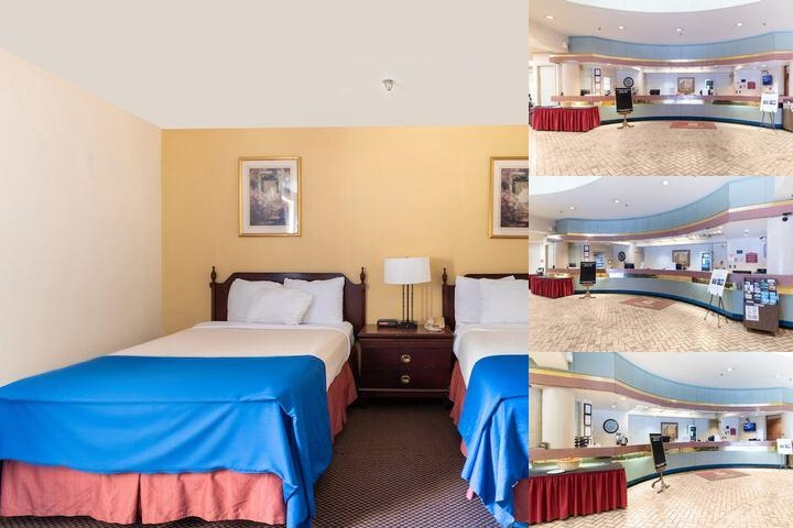 The Mclure Hotel photo collage