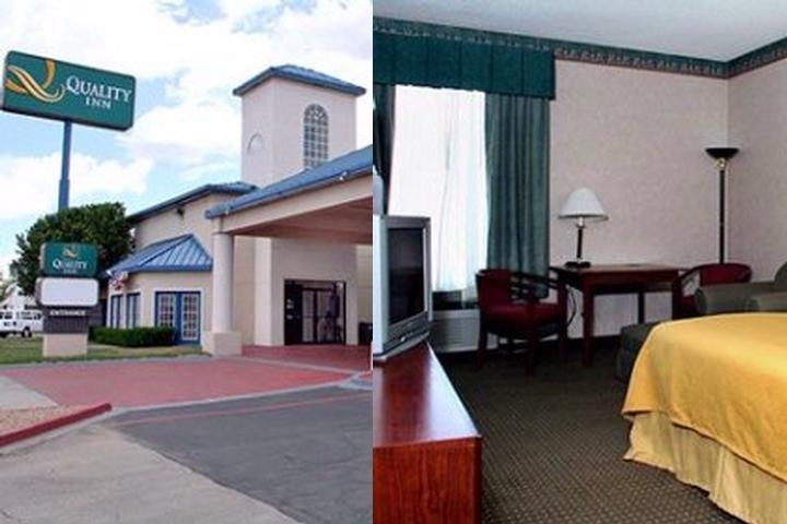 Quality Inn Dumas photo collage