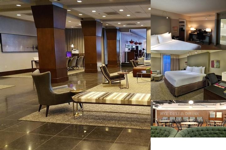 The Crowne Plaza Chicago Metro photo collage