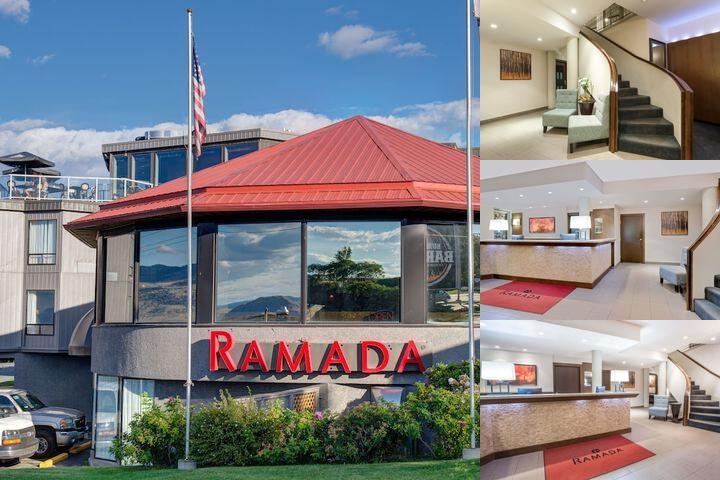 Ramada Inn Kamloops photo collage