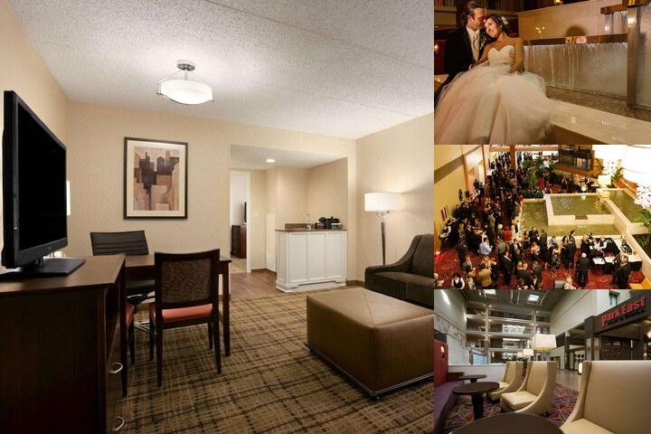 Embassy Suites Cleveland Beachwood photo collage