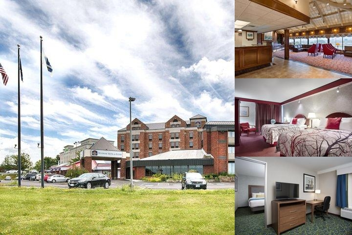 Best Western Plus Portsmouth Hotel & Suites photo collage