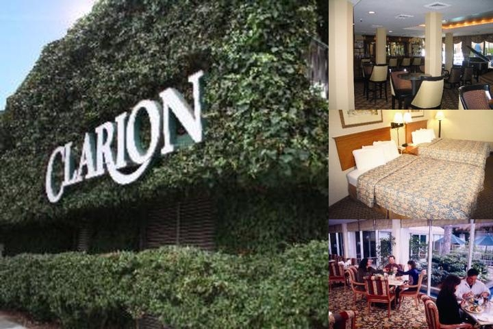 Clarion Hotel Mansion Inn photo collage