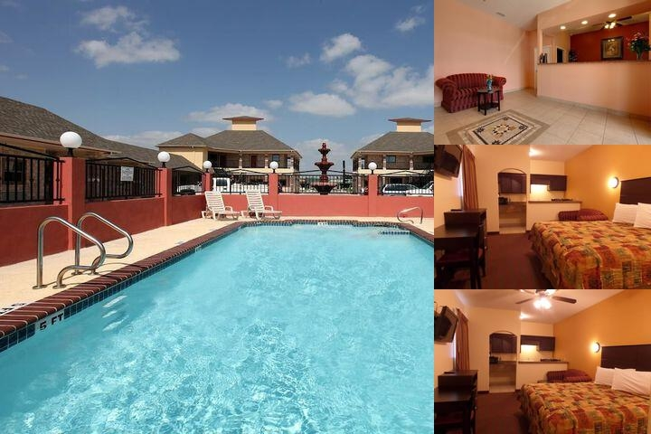 Americas Best Value Inns An Benito / Harlingen photo collage