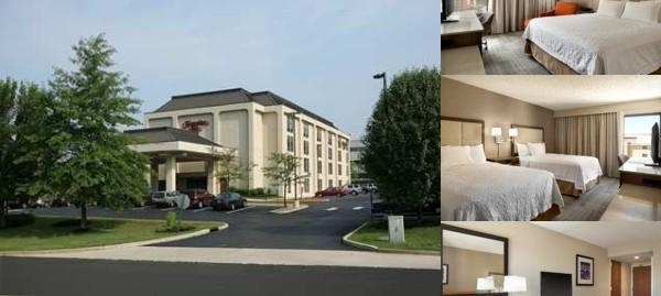 Hampton Inn by Hilton Mount Laurel photo collage