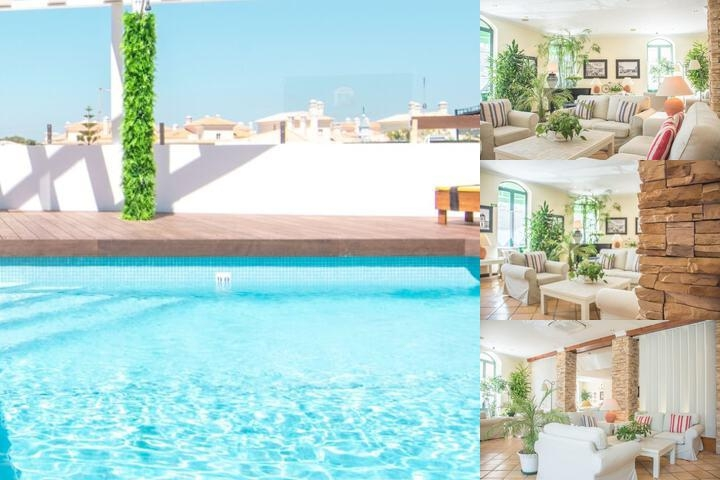 Loule Jardim Hotel photo collage