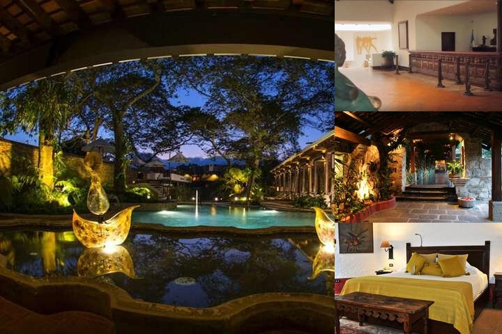 Hotel Museo Spa Casa Santo Domingo photo collage