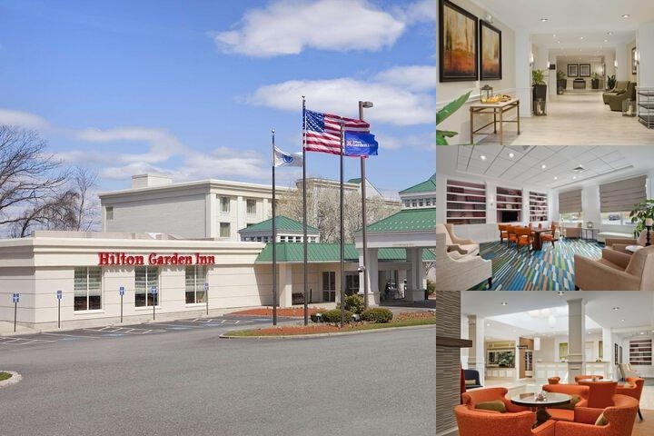 Hilton Garden Inn Boston Burlington photo collage