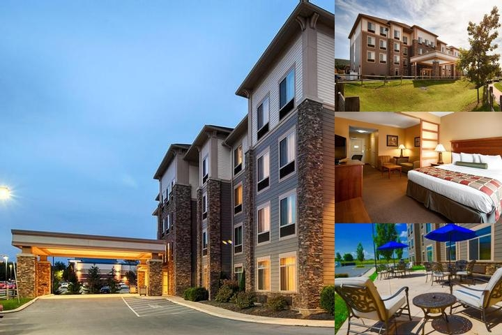 Best Western University Park Inn & Suites photo collage