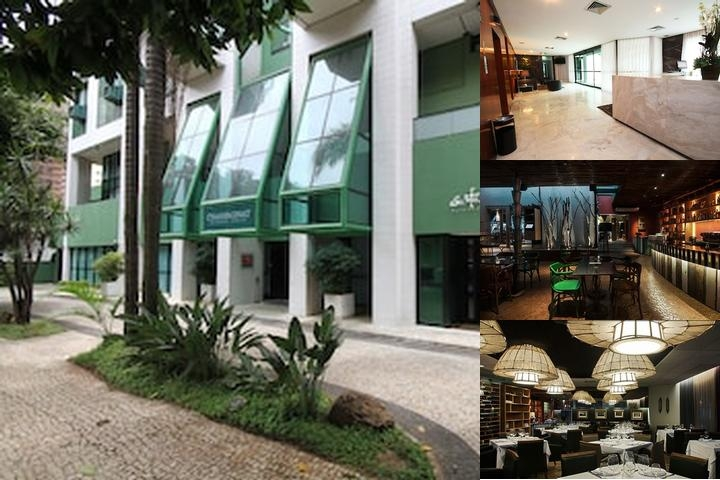 Best Western Plus Downtown Vancouver photo collage