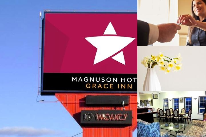 Grace Inn photo collage