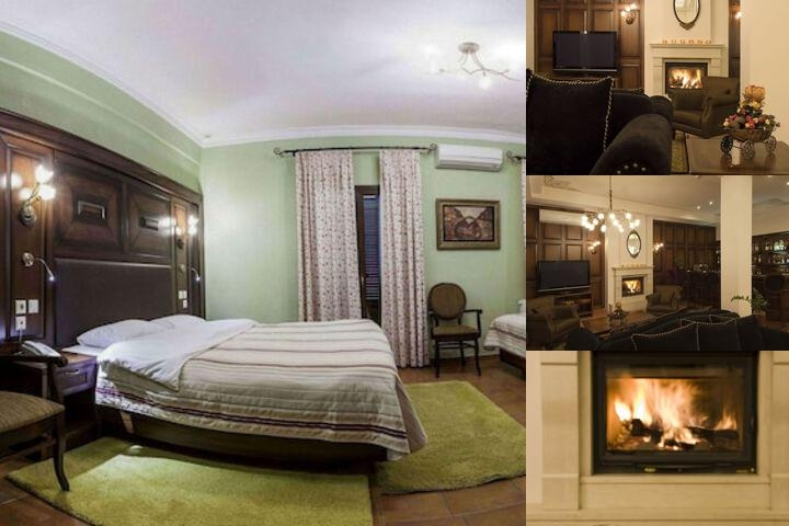 Dellas Boutique Hotel photo collage