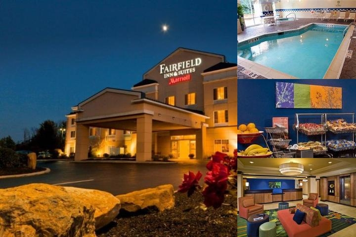 Fairfield Inn & Suites Austintown photo collage