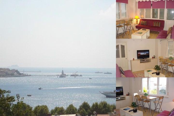 Golden Street Sea View Apartments photo collage