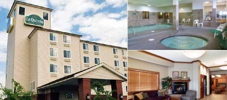 La Quinta Inns & Suites Portland Airport photo collage