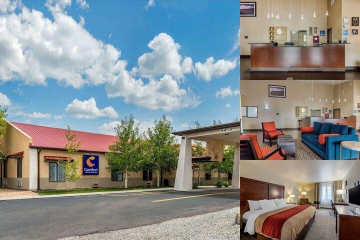 Comfort Inn Alamosa photo collage