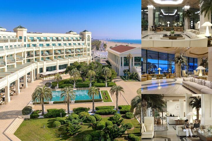 Hotel Las Arenas Balneario Resort photo collage