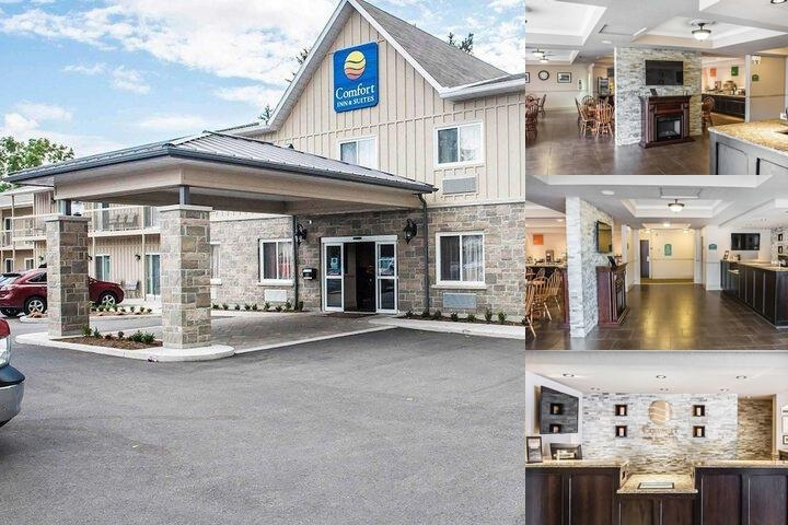 Comfort Inn & Suites Thousand Islands Harbour District photo collage