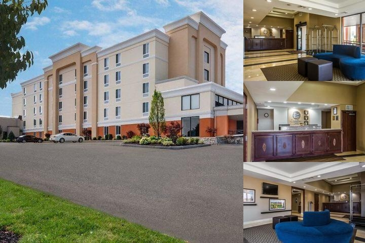 Comfort Inn Manchester Airport photo collage