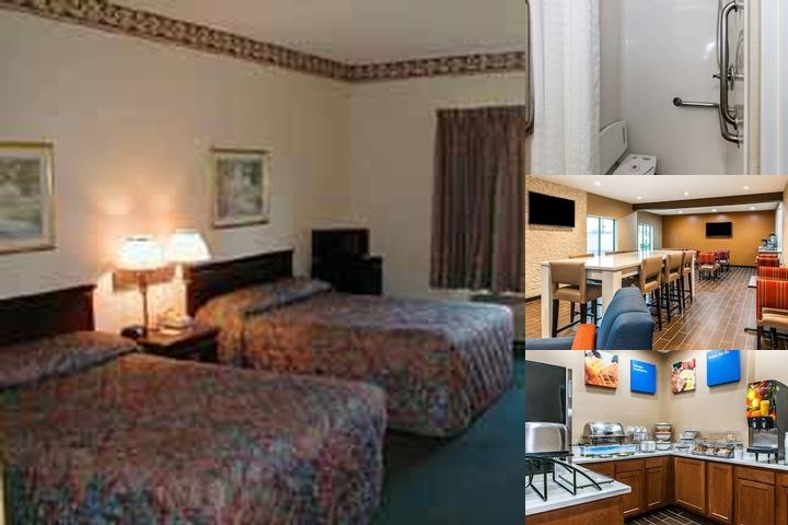 Comfort Inn Airport / Plainfield photo collage