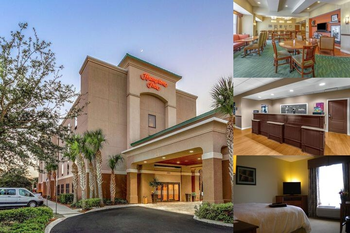 Hampton Inn Okeechobee photo collage