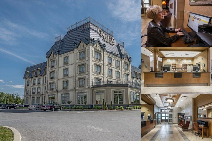 Quality Suites Drummondville photo collage