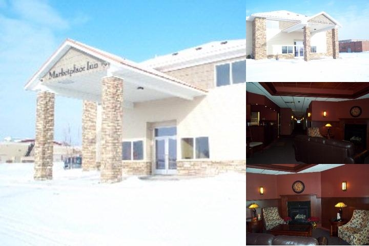 Marketplace Inn & Suites photo collage