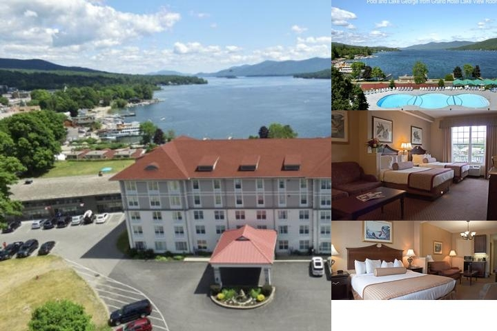 Fort William Henry Resort Hotel photo collage