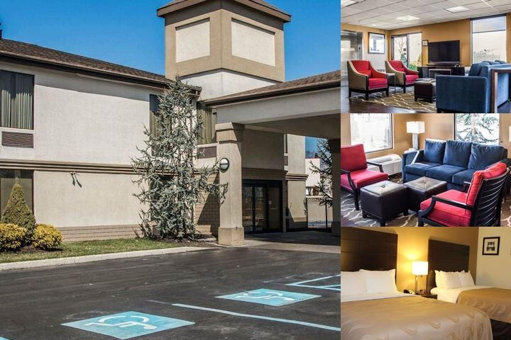 Quality Inn & Suites Nj State Capital Area photo collage