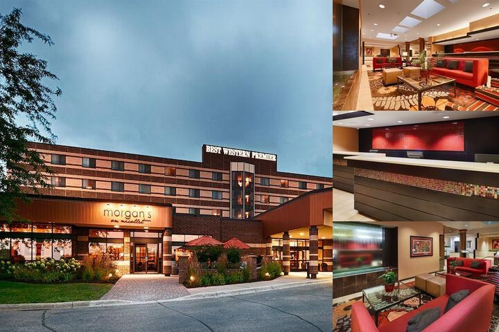 Best Western Premier Nicollet Inn photo collage