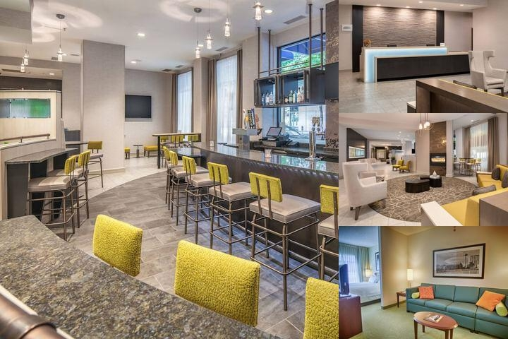 Marriott Springhill Suites Seattle Downtown photo collage