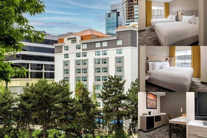 marriott springhill suites seattle downtown seattle wa. Black Bedroom Furniture Sets. Home Design Ideas