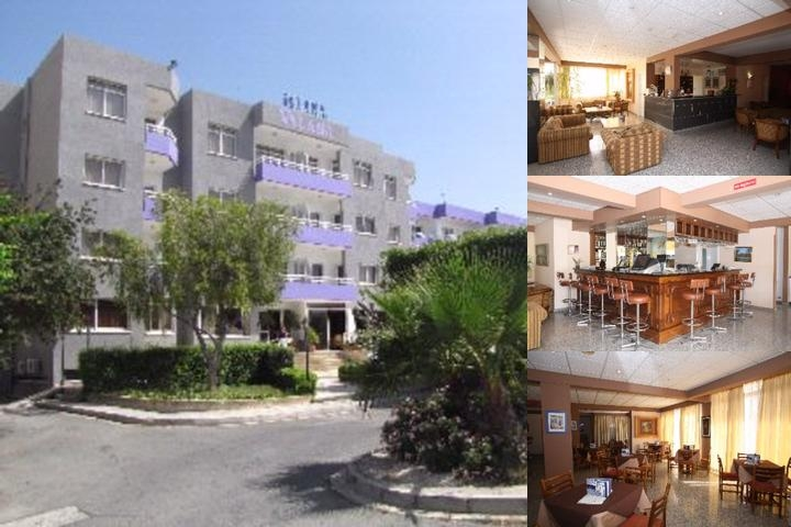 Valana Hotel Apartments photo collage