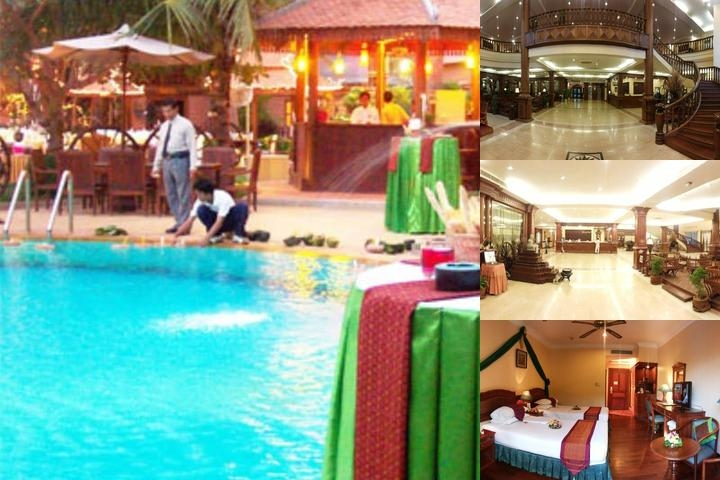 Apsara Angkor Resort & Conference photo collage