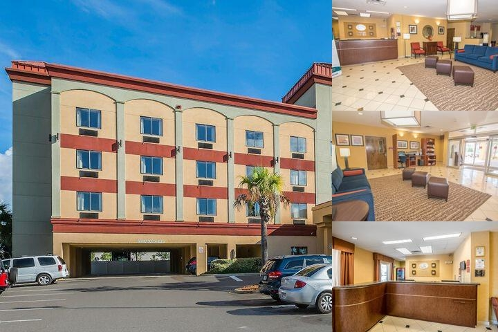 Comfort Suites Commonwealth photo collage