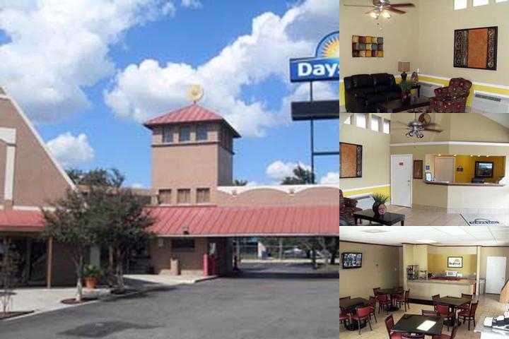 Days Inn Splashtown / Att Center photo collage