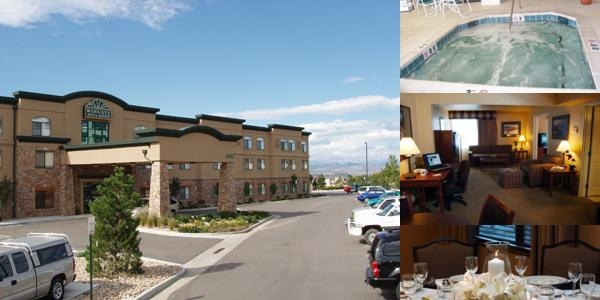 Wingate Inn & Suites Denver Tech Center photo collage