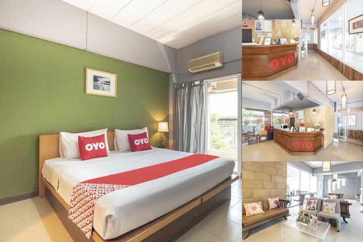 Plai Garden Boutique Guesthouse / Suvarnabhumi photo collage