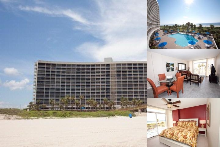 The Galvestonian (A Luxury Condominium Resort) photo collage