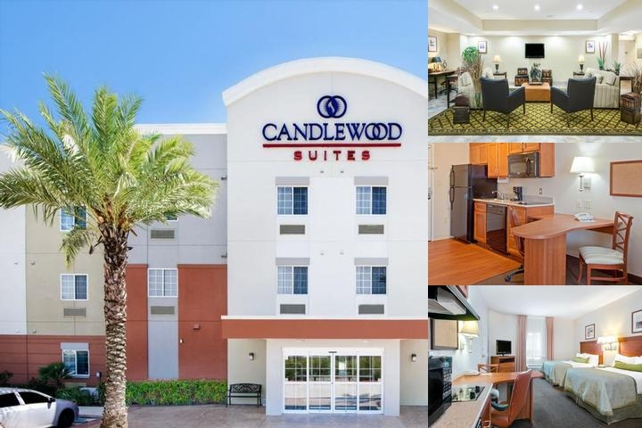 Candlewood Suites Willowbrook photo collage