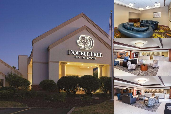 Doubletree Cleveland South photo collage